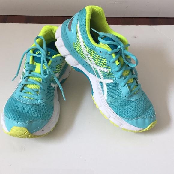 Asics Shoes - Asics gel nimbus 18 fluidride women 8 kids 7 70422b18a3
